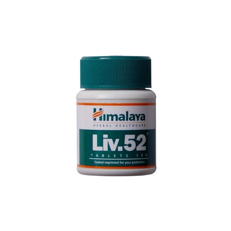 LIV.52 Protector Hépatico 100 Comp