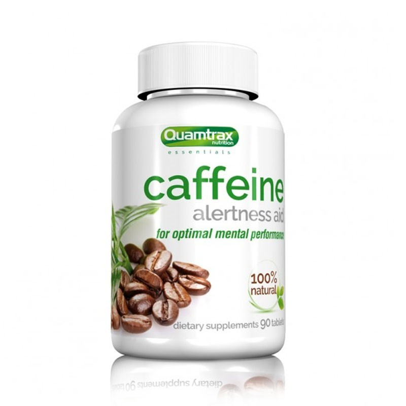 Cafeina 200mg 180 Comp.