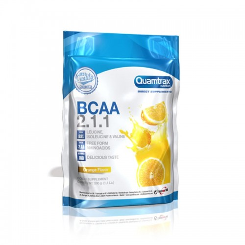 BCAA 2:1:1 Powder 500grs