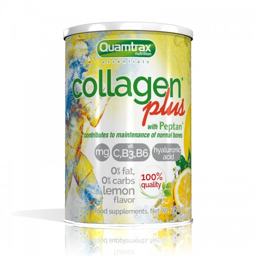 Collagen Plus Quamtrax 350grs