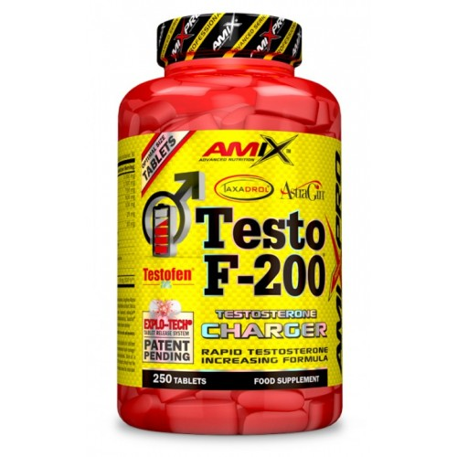 Testo F-200 AMIX 250 Tabs