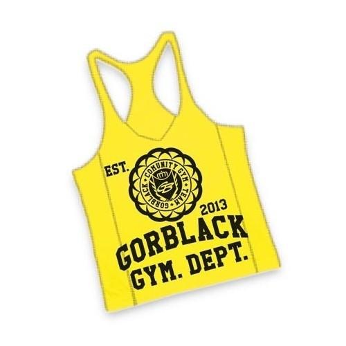 Camiseta Tirantes GORBLACK GYM TANK COMUNITY