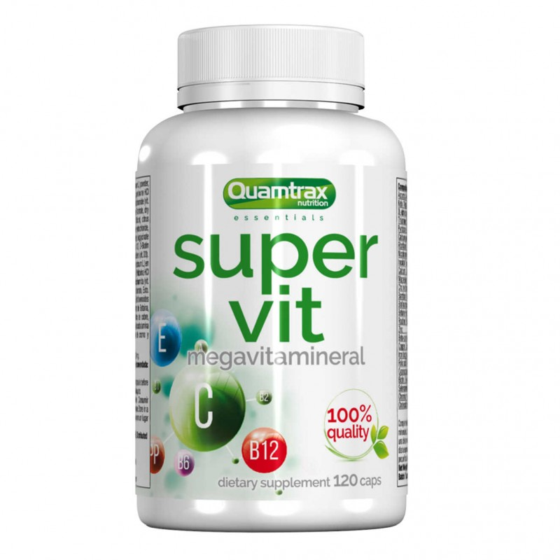 SUPER VIT 120 Caps
