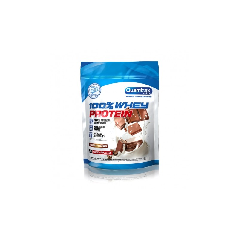 Whey Protein 500grs