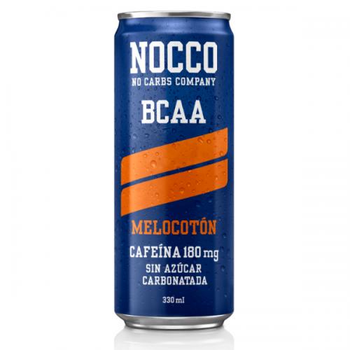 NOCCO 330ML MELOCOTON