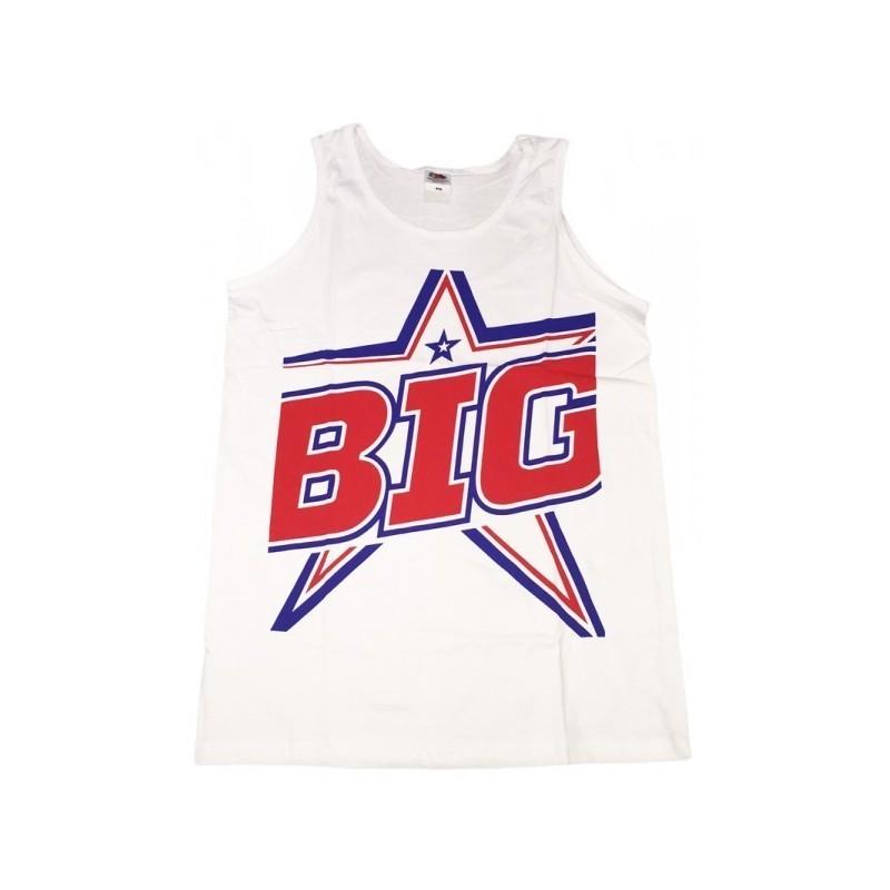Camiseta Tirantes BIG Blanca