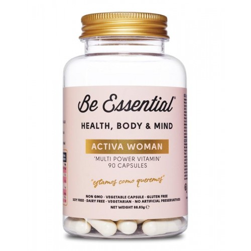 ACTIVA WOMAN MULTI POWER VITAMIN 90 CAPS