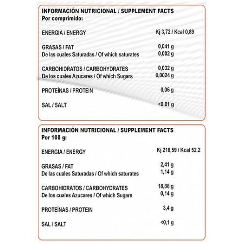 L-CARNITINA TARTRATO 1GR 90 COMP MASTICABLES SABOR COLA