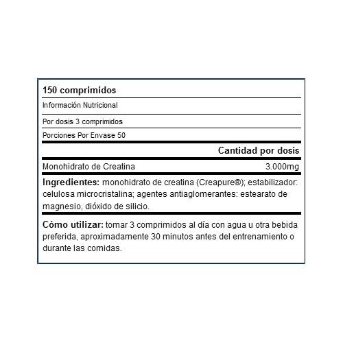 CREATINE PRO 150 COMP CREAPURE