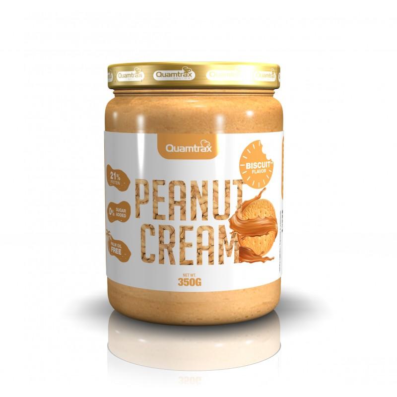 Crema de Cacahuete sabor Galleta 350grs