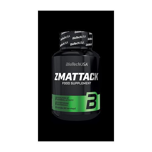 ZMAttack 60 Caps.