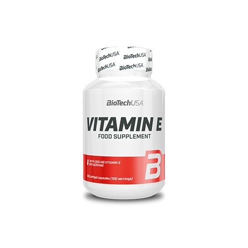 Vitamin E 100 Perlas