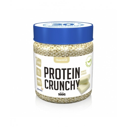 PROTEIN CRUNCHY CHOCOLATE BLANCO 500GRS