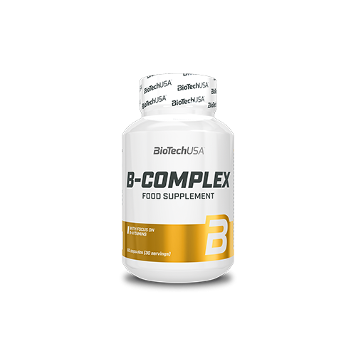 B-Complex 60 Comp.