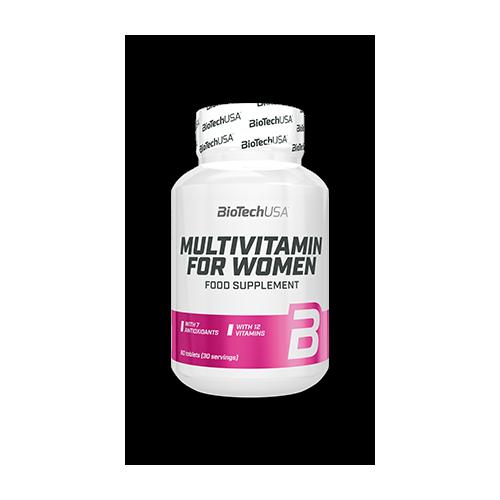 Multivitamin for Women 60 Comp.