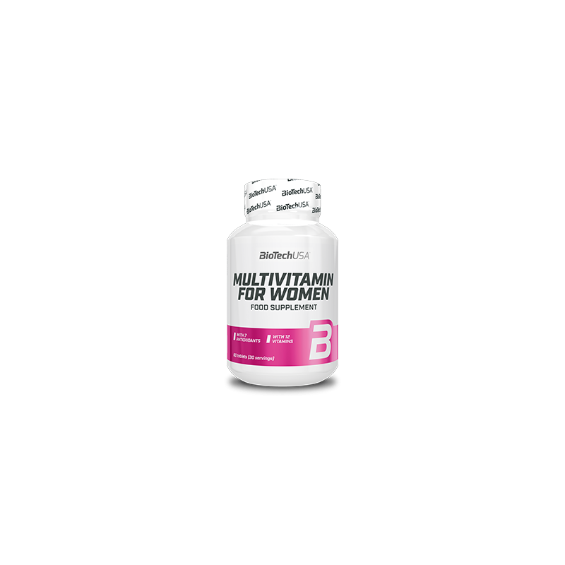 Multivitamin for Women 60 Comp.