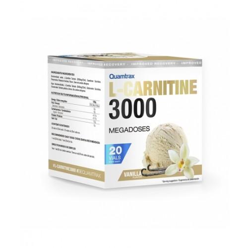 L-CARNITINE 3000 20 VIALES DE 25ML