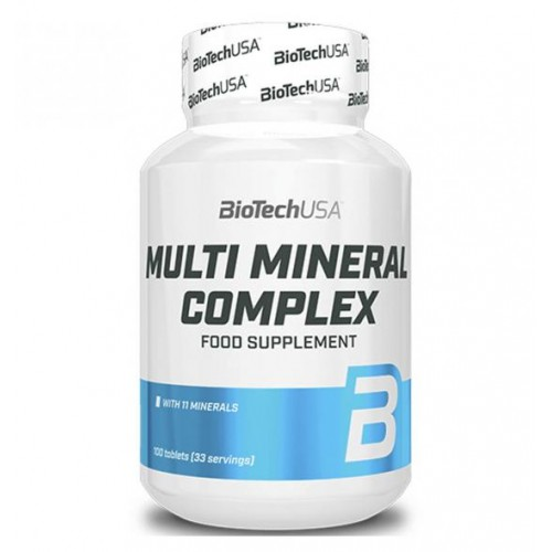 Multimineral Complex 100 Comp.