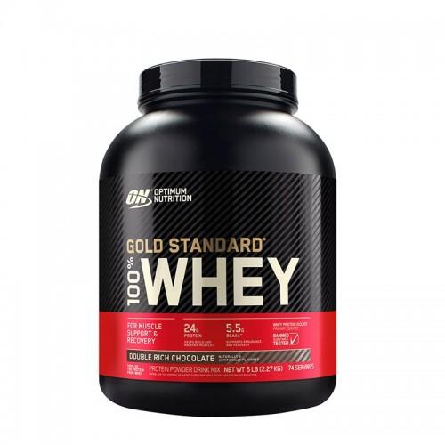 100% Whey Gold Standard 2,27 KG (SHAKER DE REGALO)
