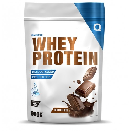 WHEY PROTEIN 900GRS QUAMTRAX