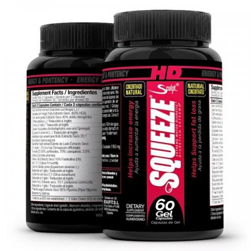 SQUEEZE® HD SCULPT