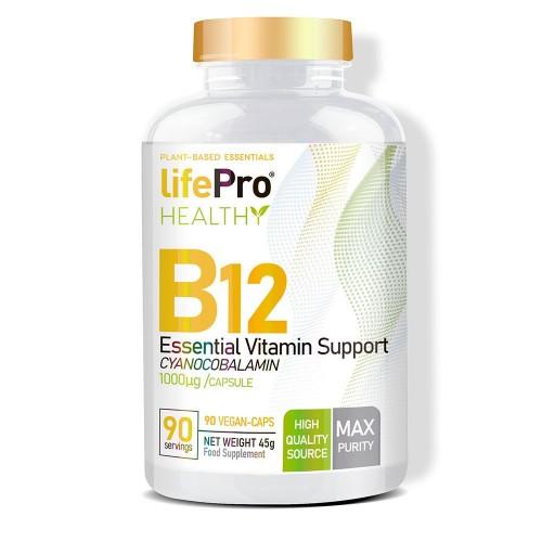 VITAMIN B12 90 CAPS LIFE PRO