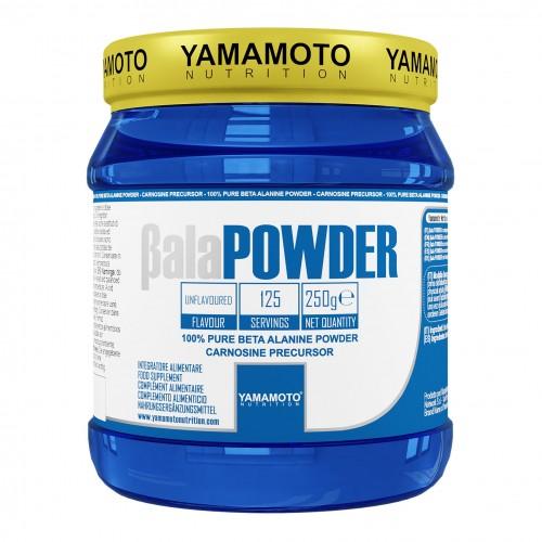 BETA ALA POWDER 250GRS YAMAMOTO NUTRITION